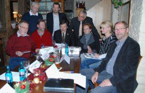 """Runder Tisch zu """"Schutz der Gräfte"""", 8. Dez 2009"""