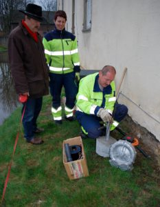 Einbau Pumpe 3 - 30.04.2012