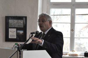 Bürgermeister Jochen Stobbe