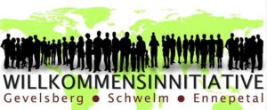 Logo der Willkommensinitiative