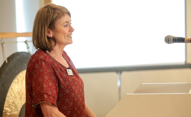 Cornelia Eggert, Vorstand Bürgerstiftung Lebendiges Schwelm